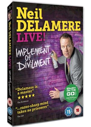 Neil Delamere: Implement of Divilment (With Digital Audio MP3 File)