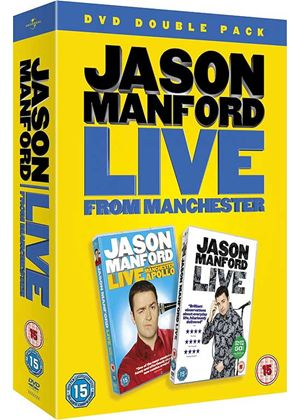 Jason Manford Live From Manchester