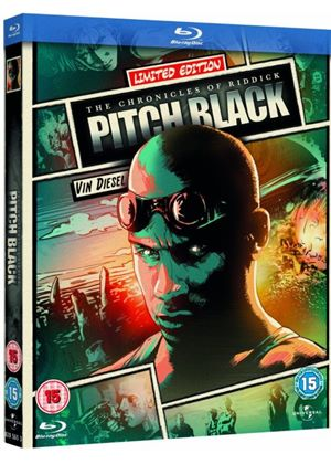 Pitch Black (Reel Heroes Sleeve) (Blu-Ray)