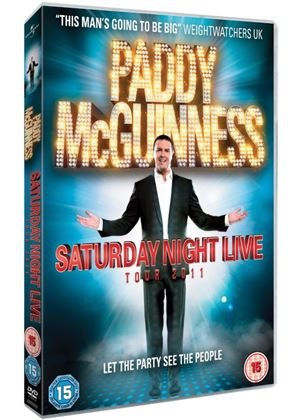 Paddy McGuinness - Live 2011