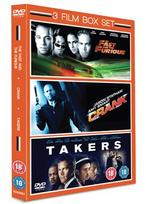 Takers / Crank / The Fast And The Furious