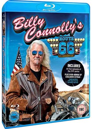 Billy Connolly's Route 66 (Blu-ray)