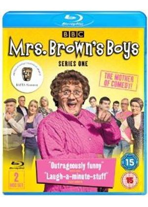 Mrs Brown's Boys - Series 1 (Blu-ray)