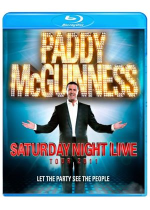 Paddy McGuinness - Live 2011 (Blu-ray)