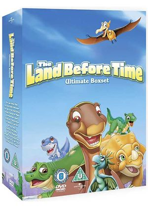 The Land Before Time - Ultimate Box Set 1-13 Complete