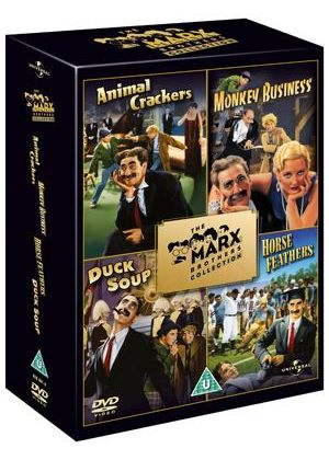 Marx Brothers Collection (Animal Crackers / Monkey Business / Horse Feathers / Duck Soup) (Box Set)