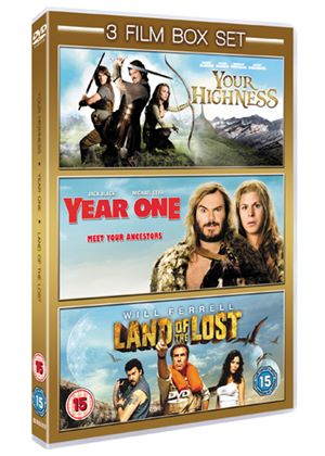 Your Highness / Year One / Land Of The Lost