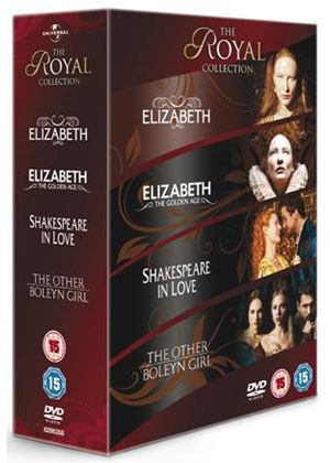 The Royal Collection (Shakespeare, Boleyn Girl, Elizabeth, Golden Age)