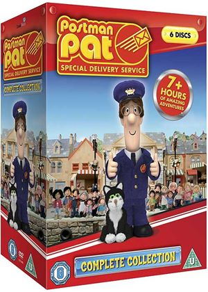 Postman Pat - Special Delivery Service: Complete Collection