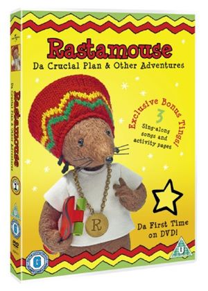 Rastamouse: Da Crucial Plan & Other Adventures