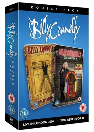 Billy Connolly: Live (Boxset)