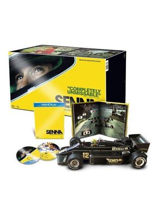 Senna - Limited Collector's Edition Triple Play (Blu-ray + DVD + Digital Copy - With 1:12 F1 Lotus Model)