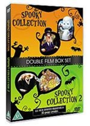 Spooky Collection: Volumes 1 & 2