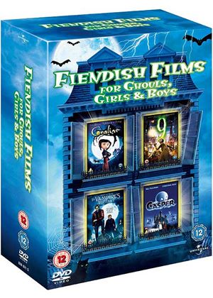 Fiendish Films For Ghouls, Girls & Boys