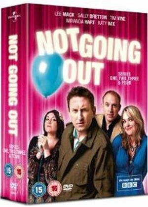Not Going Out - Series 1-4 Complete