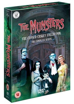 The Munsters (Series 1 + 2)