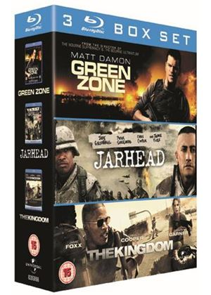 Green Zone / The Kingdom / Jarhead (Blu-Ray)