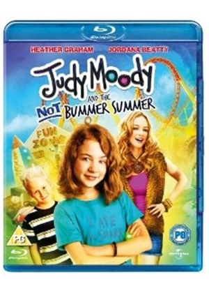 Judy Moody and the Not So Bummer Summer (Blu-Ray)