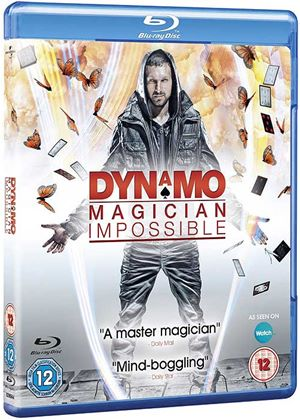 Dynamo: Magician Impossible (Blu-ray)
