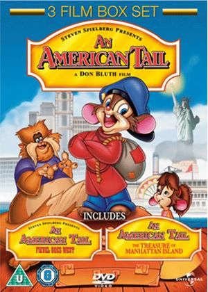 An American Tail/Fievel Goes West/An American Tail 3