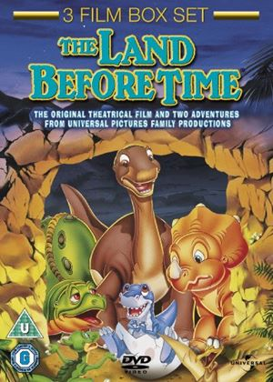 Land Before Time - Series 1, 2 And 3