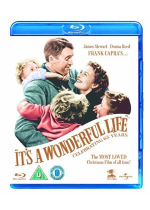 It's A Wonderful Life: 65th Anniversary Edition (Blu-Ray)