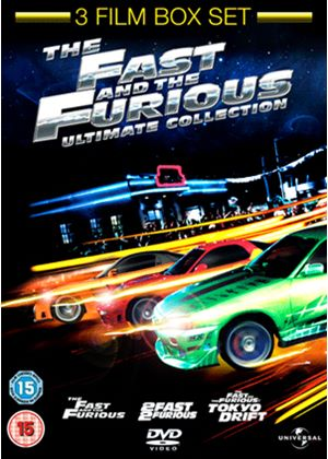 The Fast And The Furious / 2 Fast, 2 Furious / The Fast And The Furious - Tokyo Drift
