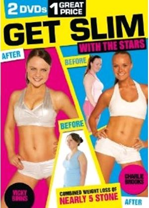 Slimming With The Stars - Charlie Brooks / Vicky Binns