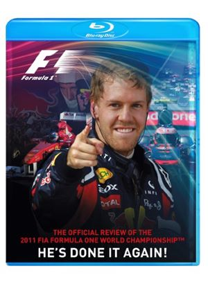 The Official Review of the 2011 FIA Formula One World Championship (Blu-Ray)