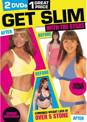 Slimming With The Stars - Natalie Cassidy / Hannah Waterman