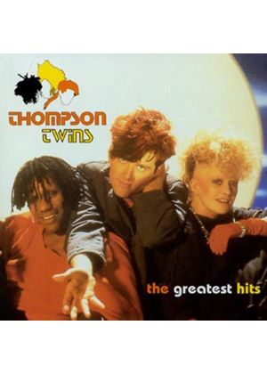 Thompson Twins - The Greatest Hits (Music CD)