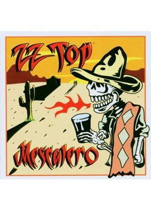 ZZ Top - Mescalero (Music CD)