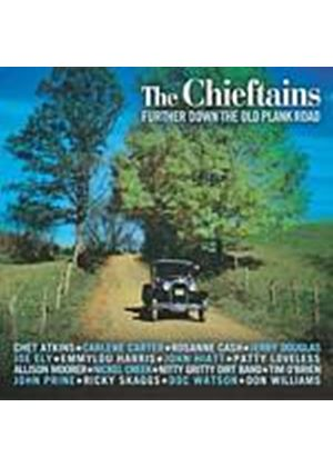 The Chieftains - Further Down The Old Plank Road (Music CD)