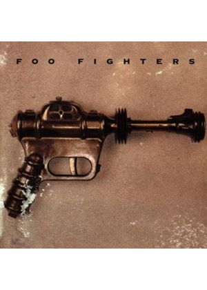 Foo Fighters - Foo Fighters (Music CD)