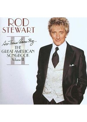 Rod Stewart - As Time Goes By: The Great American Songbook Volume II (Music CD)
