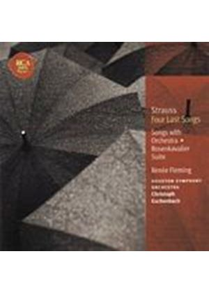 Richard Strauss - Four Last Songs (Eschenbach, Houston SO, Fleming) (Music CD)