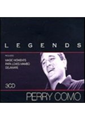 Perry Como - Legends (Music CD)