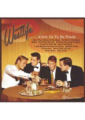 Westlife - Allow Us To Be Frank (Music CD)