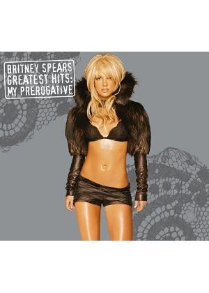 Britney Spears - Greatest Hits: My Prerogative (Music CD)