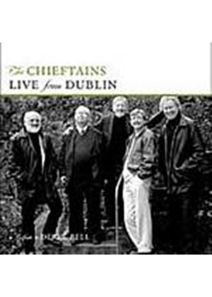 The Chieftains - Live From Dublin (Music CD)