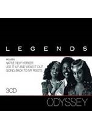 Odyssey - Legends (Music CD)