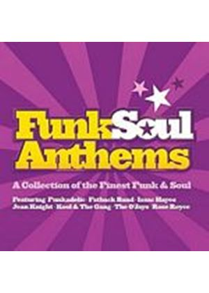 Various Artists - Funk Soul Anthems (2 CD) (Music CD)