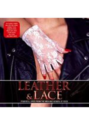 Various Artists - Leather And Lace (Music CD)