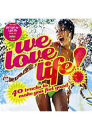 Various Artists - We Love Life (Music CD)