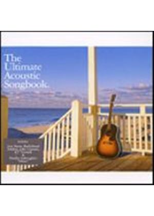 Various Artists - Ultimate Acoustic Songbook (Music CD)