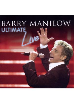 Barry Manilow - Ultimate Live (Music CD)