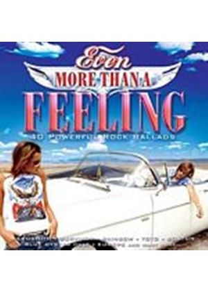 Various Artists - Even More Than A Feeling (Music CD)