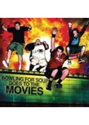 Bowling For Soup - Goes to the Movies (Music CD)