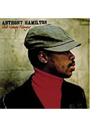 Anthony Hamilton - Aint Nobody Worrying (Music CD)