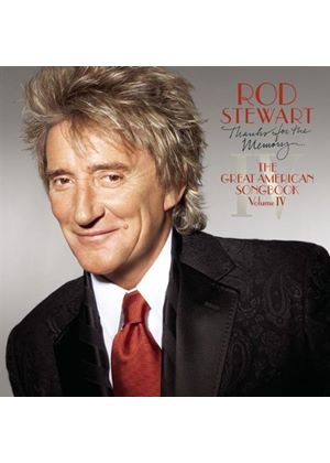 Rod Stewart - Thanks For The Memory: The Great American Songbook Volume IV (Music CD)